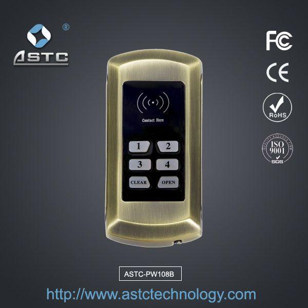 Electromagnetic cabinet lock PW108B