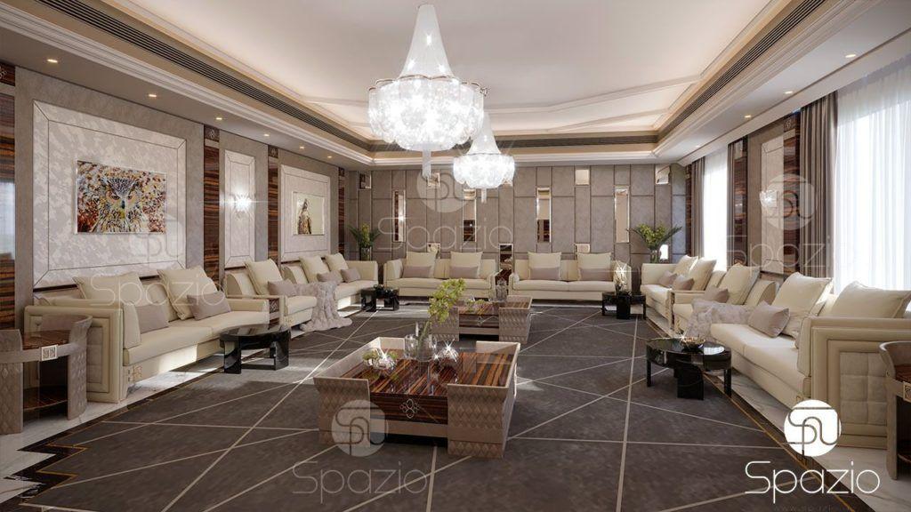 Majlis interior design in Dubai | Grand Salon | Salon et ...