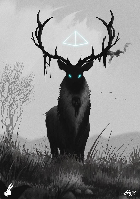 27+ Mythological deer info