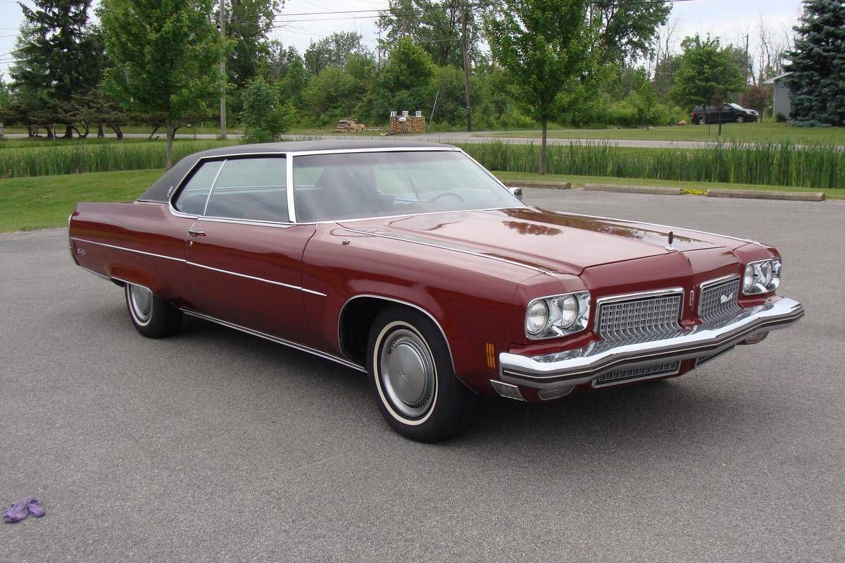 1973 Oldsmobile 98 Oldsmobile Dream Cars Cars For Sale