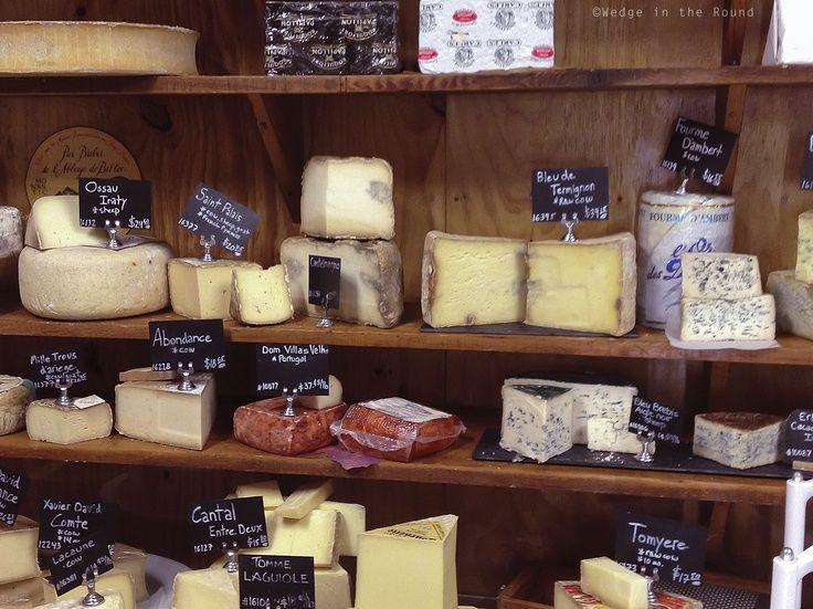 Cheese Cave at Gourmet & More, San Francisco