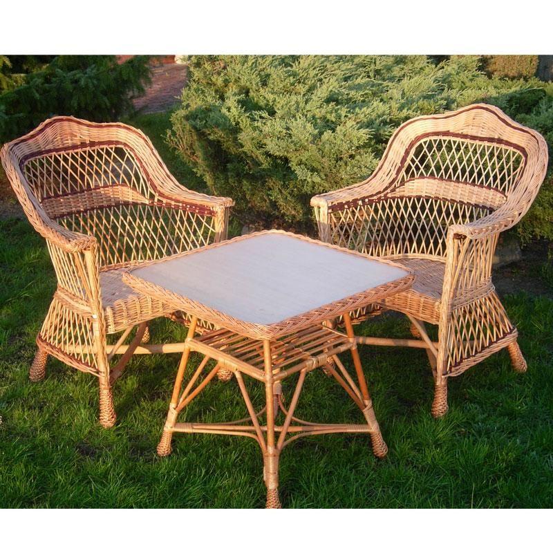 Table En Osier Tress. Affordable Table Basse Bois Patin Lovely ...
