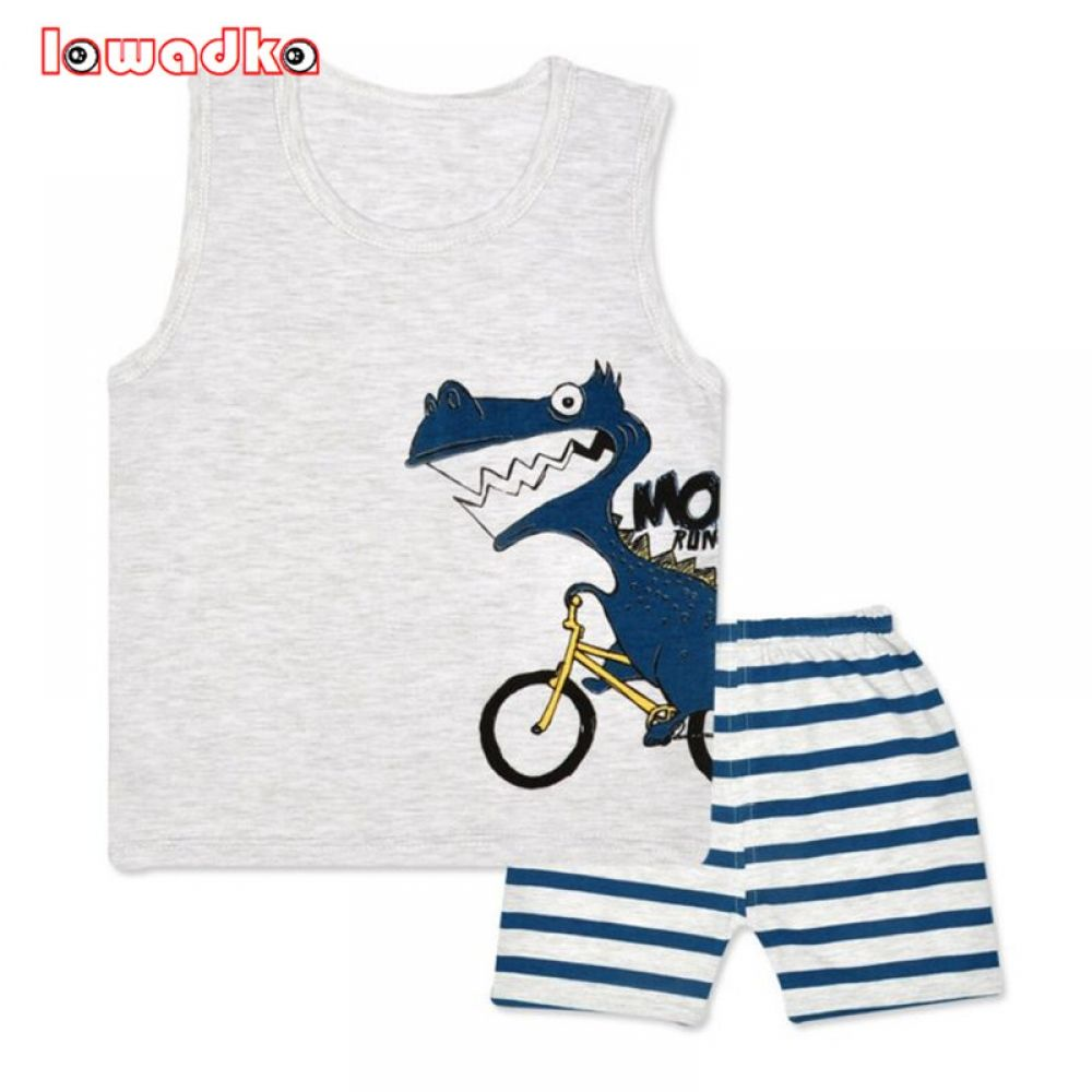 Toddler Baby Boys Rompers Sleeveless Cotton Onesie,The Little Pickle Outfit Autumn Pajamas