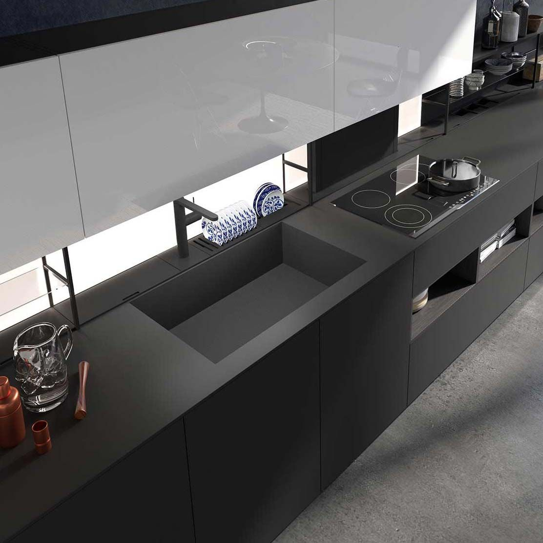 Cuisine ytrac de lapeyre kitchens and interiors for Cuisine lapeyre