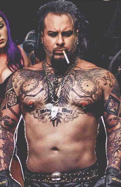 glenn hetrick tattoos. glenn hetrick (born july 8, 1972) is an actor and special effects makeup tattoos