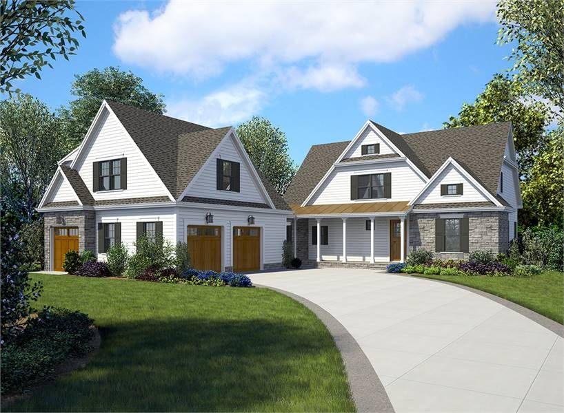 Plan+7455,+2+story,+3,035+total+square+footage Basement