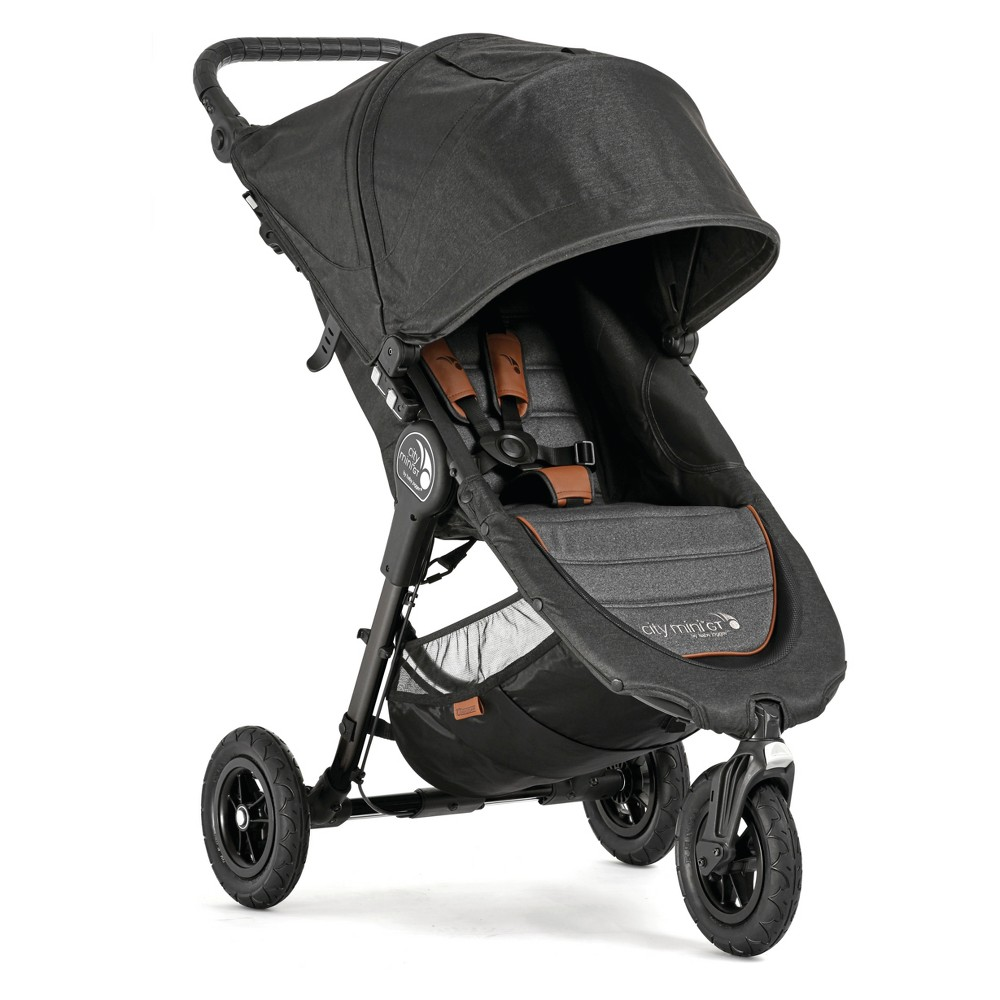 Baby Jogger City Mini GT Anniversary Stroller Gray