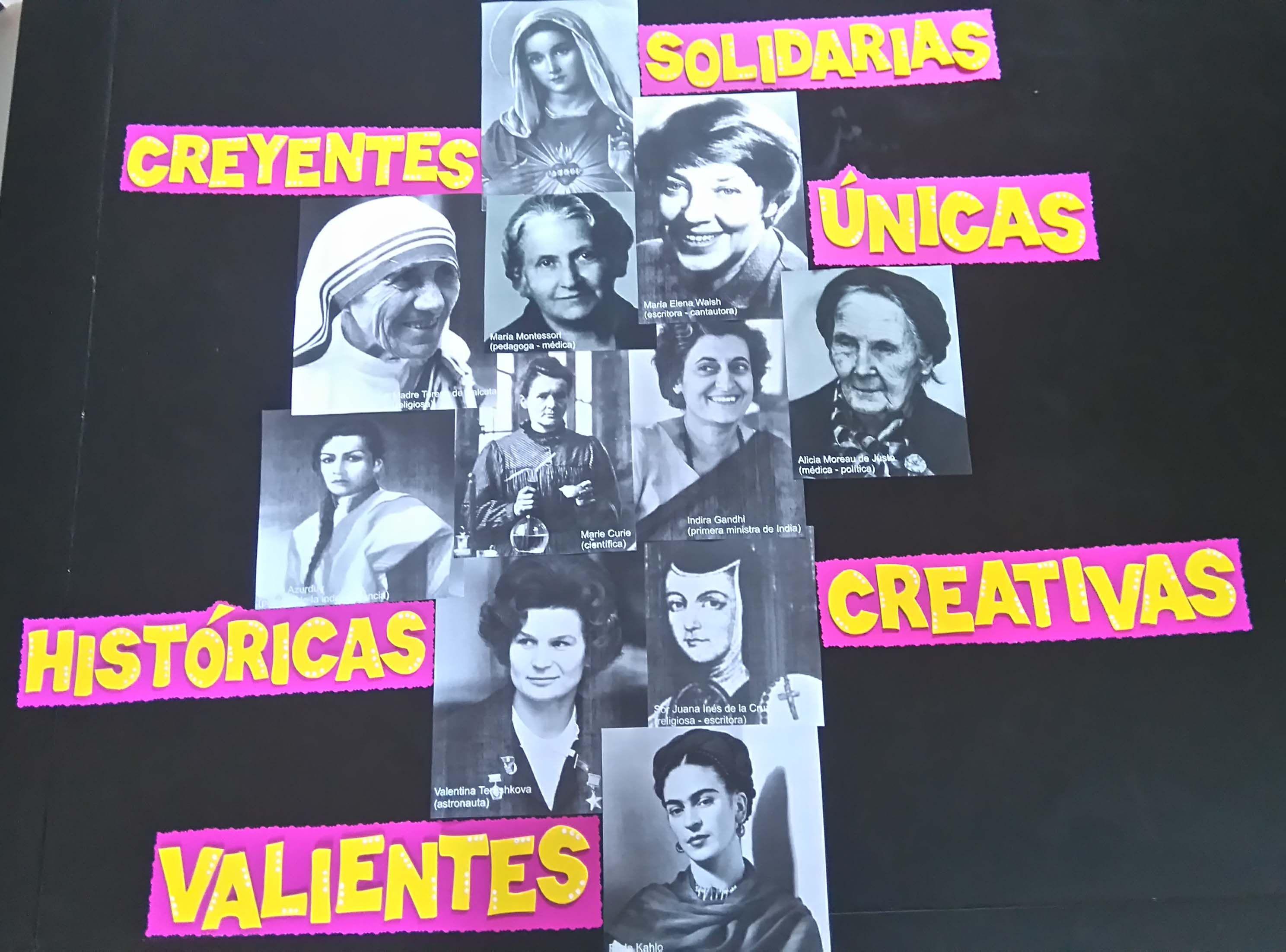 Cartelera Dia De La Mujer Dia De La Mujer Estrategias De Enseñanza Carteleras Escolares