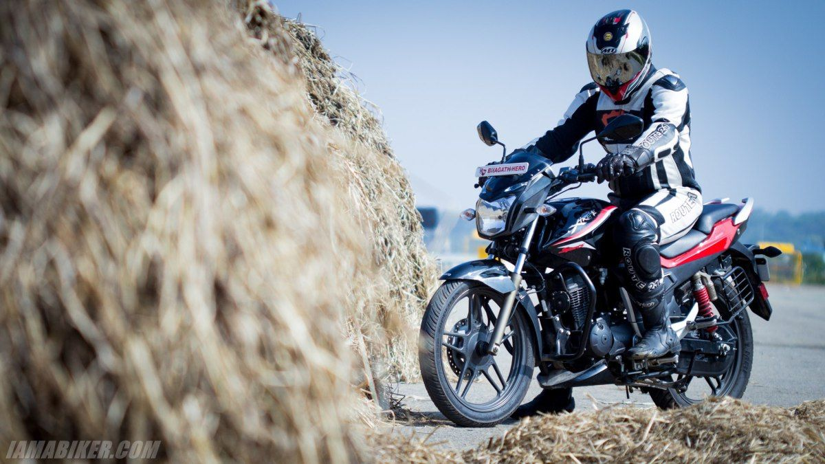 Hero Xtreme Sports Review With Images Hero Motocorp Hero Sports