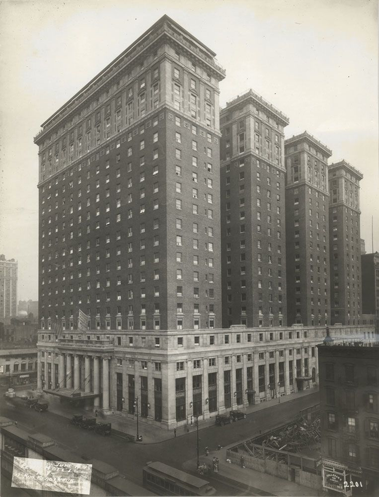 Pennsylvania Hotel, Another McKim, Mead, & White Project