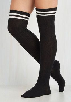 1c746133d Fantastic Classic Thigh Highs in Black