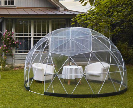 Garden Igloo - Une serre design pour votre jardin | idée ...