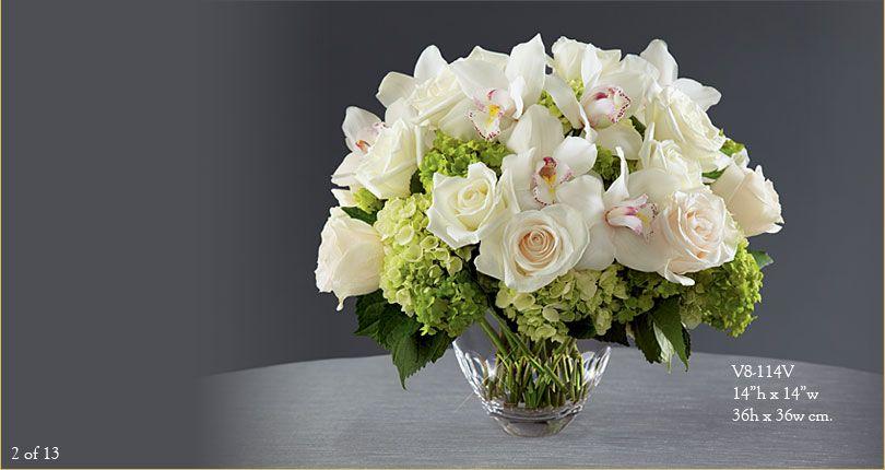 Vera Wang Wedding Flowers Bridal Bouquets Ftd Vera Wang