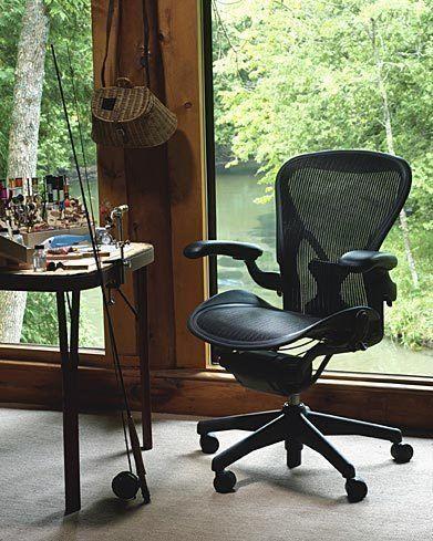Solid Chairs For Working Designer Stoel Herman Miller En
