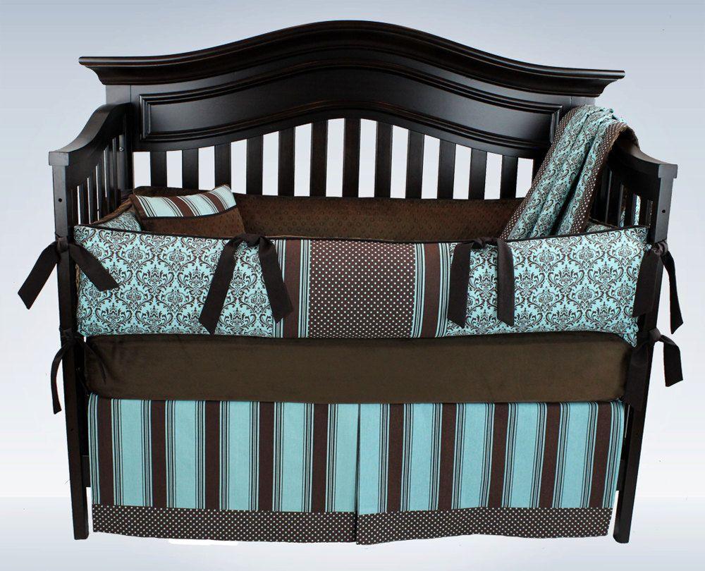 ZACHARY 5 piece bedding set Custom baby by ...