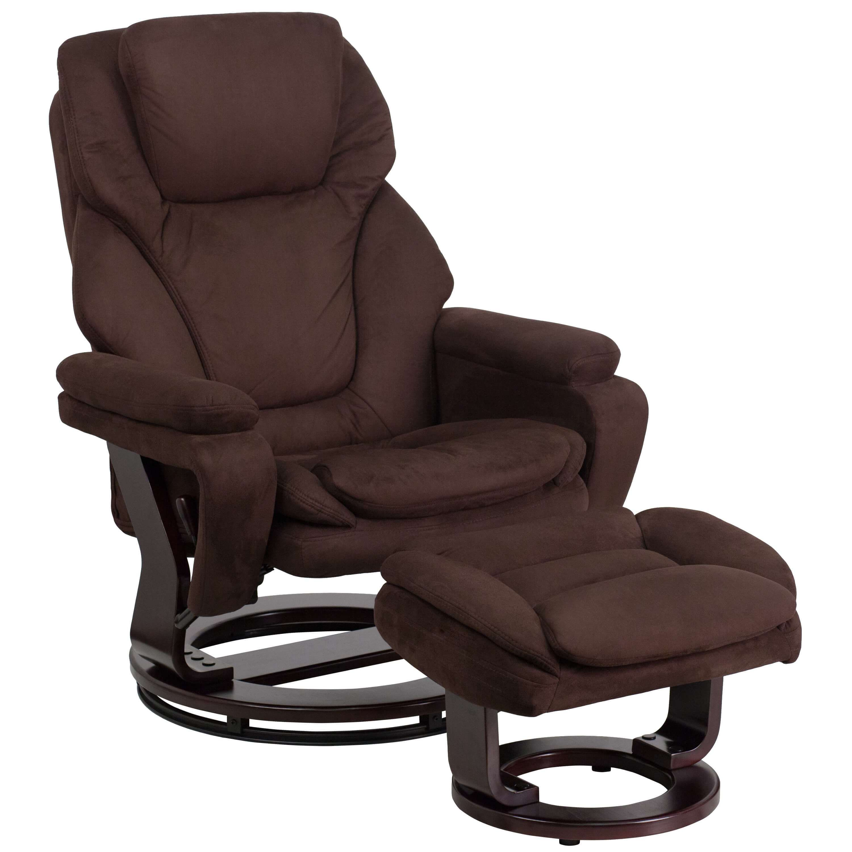 Elixir brown recliner contemporary recliners recliner