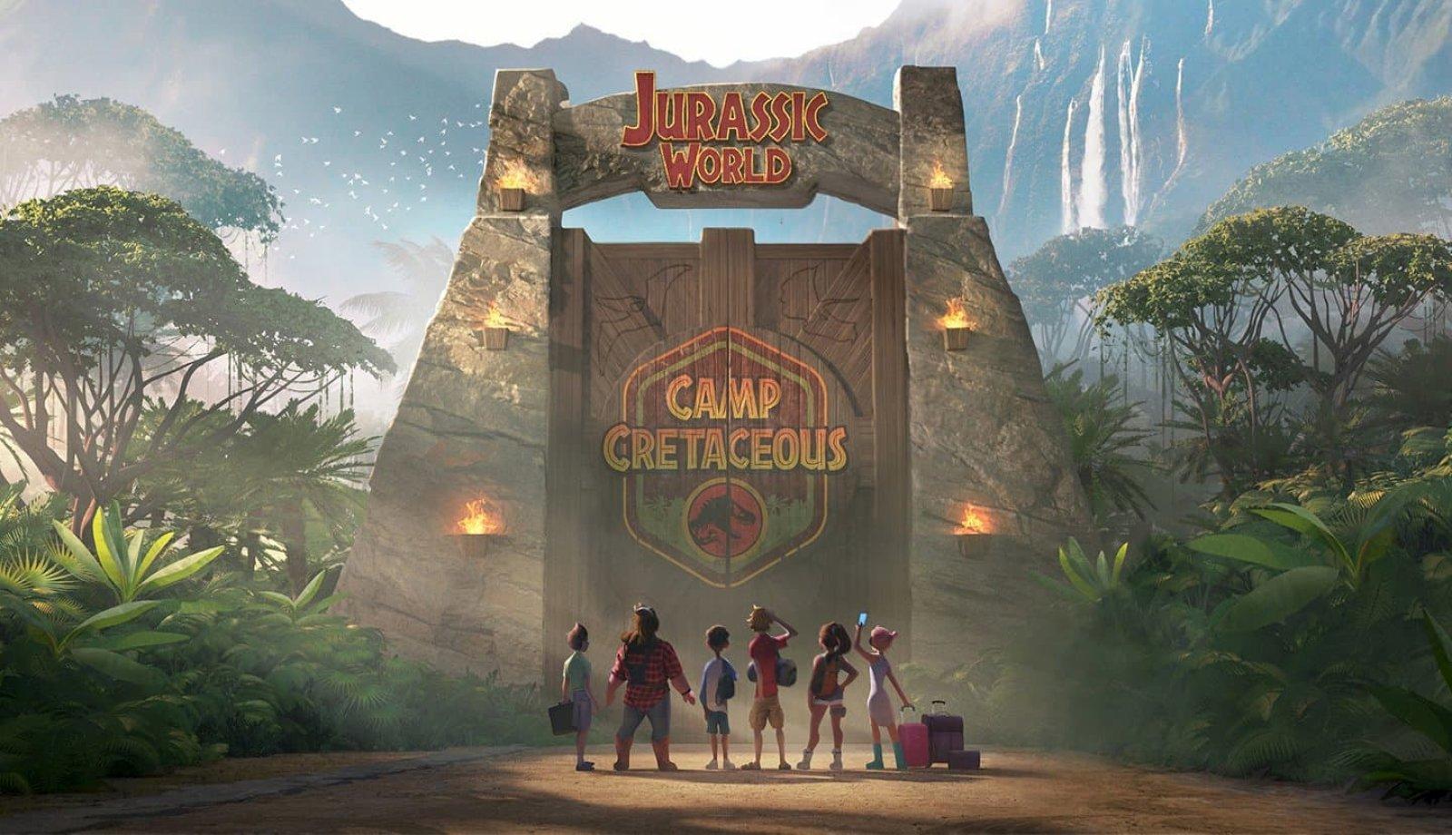 Netflix will unleash a 'Jurassic World' animated series in