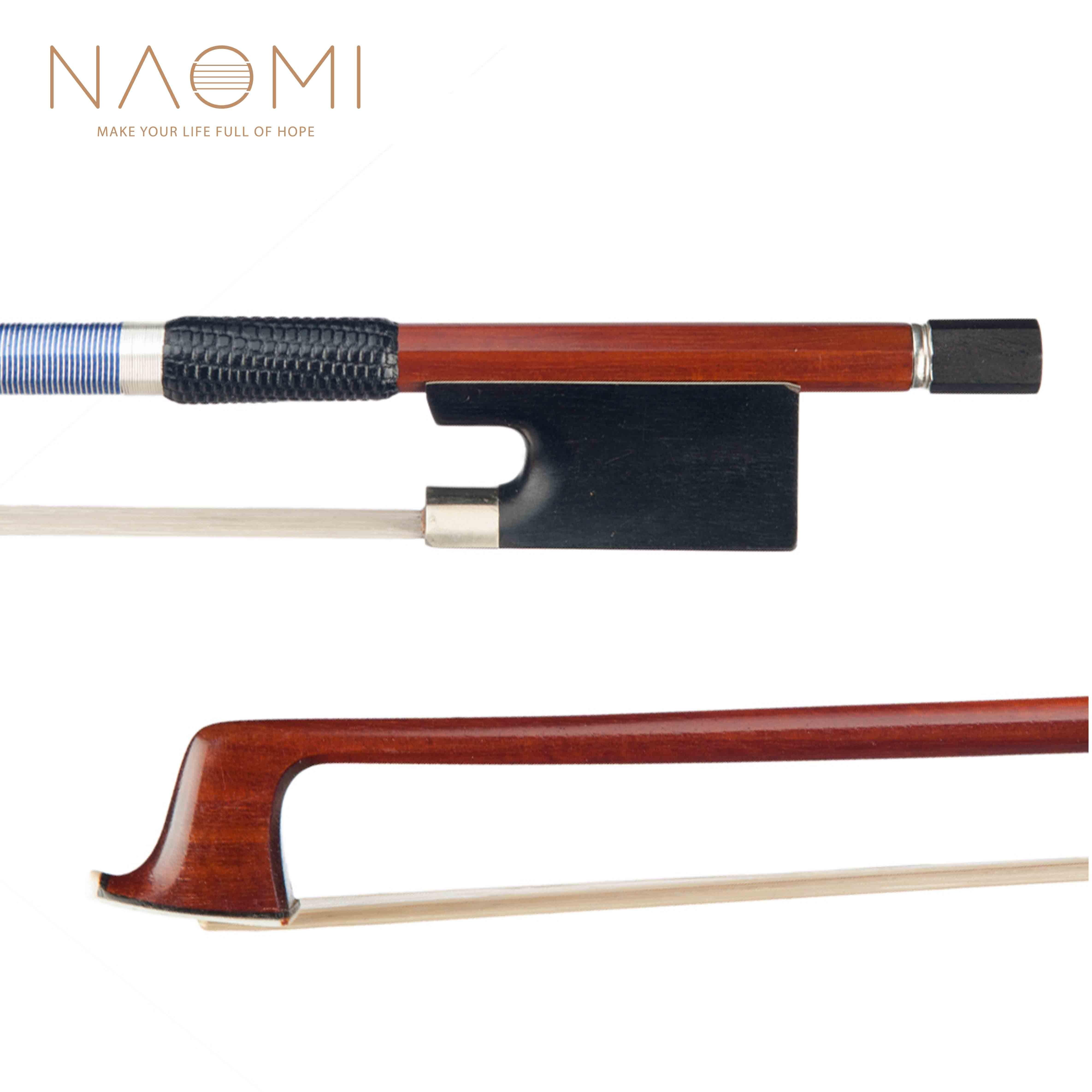 Buy NAOMI Pernambuco Violin Bow For 4/4