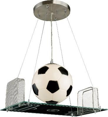 Ceiling Light For Your Soccer Player