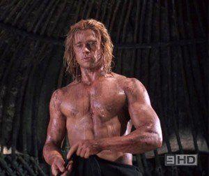 brad pitt workout routine body troy Beast of a workout ...