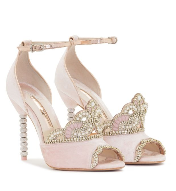 271bef3d967a 11 Most Sexy High Heel Women Shoes Trends from Sophia Webster Cute Sandals