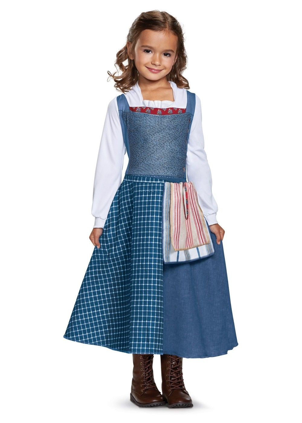 Village Belle Girls Costume