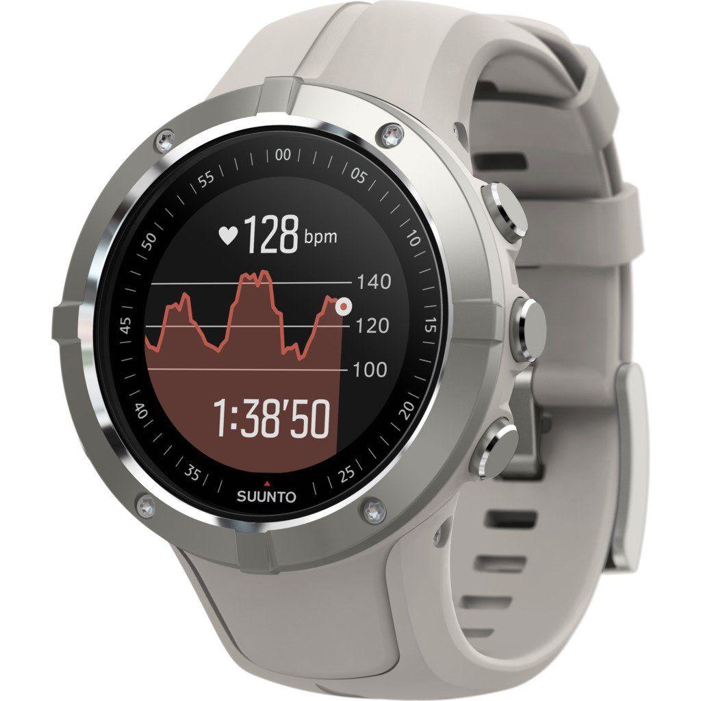 Suunto Spartan Trainer Wrist Hr Multisport Gps Watch Sandstone Gps Watch Suunto Gps