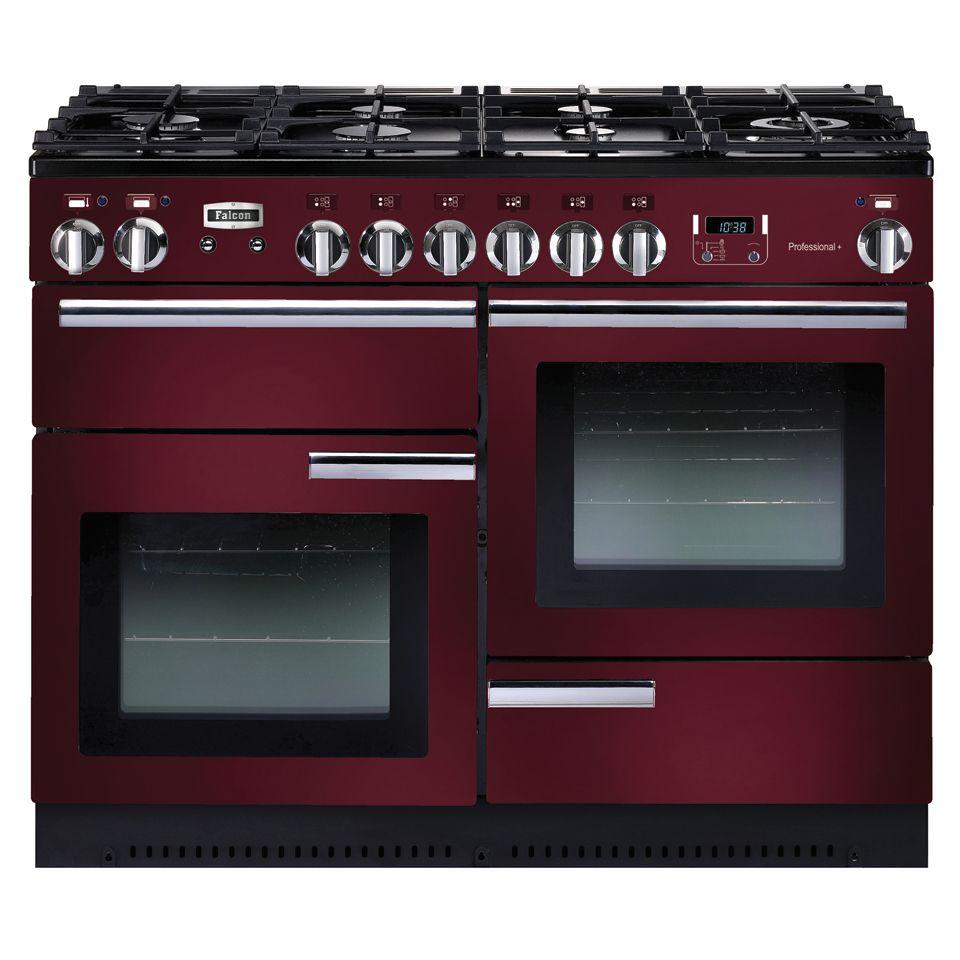 PROP110DF+Colour FALCON Freestanding Oven 90cm Range