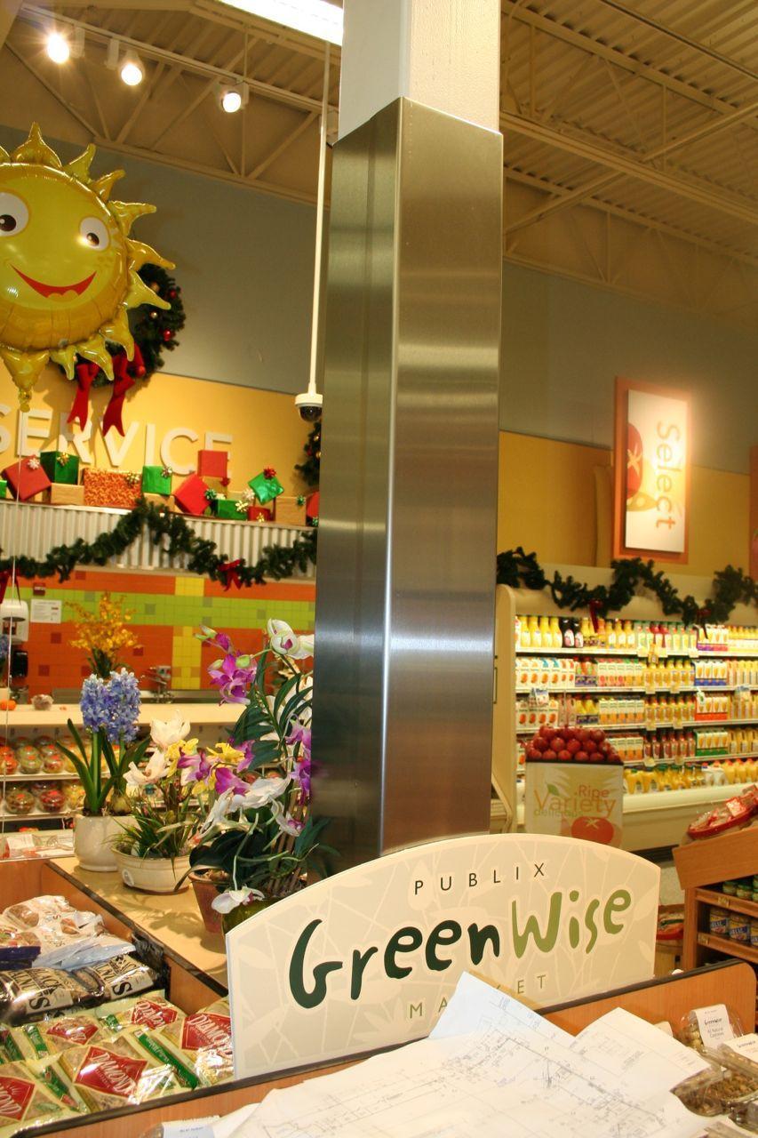Publix Column Wrap Column Wrap Publix Supermarket