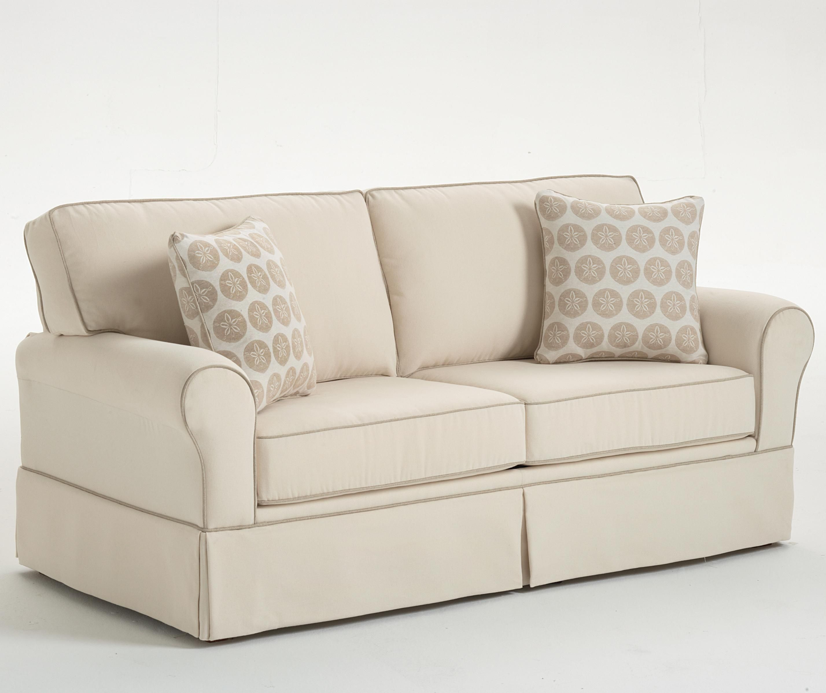 Kishi STATIONARY SOFA W/FULL MATTRESS SLEEPER by Best Home