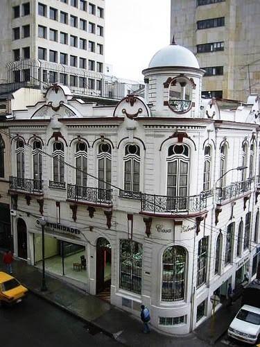 Manizales. Casa Estrada.