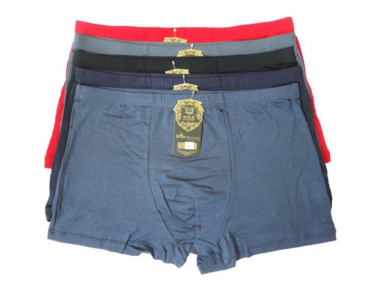 Mens Underwear Boxer Trunks Shorts Comfort Fit Adult Underpants Briefs Underpant