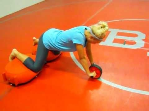 Super Slow Ab Wheel Body Extensions On Korefit Beyond Fitness Ab Wheel Abs Body