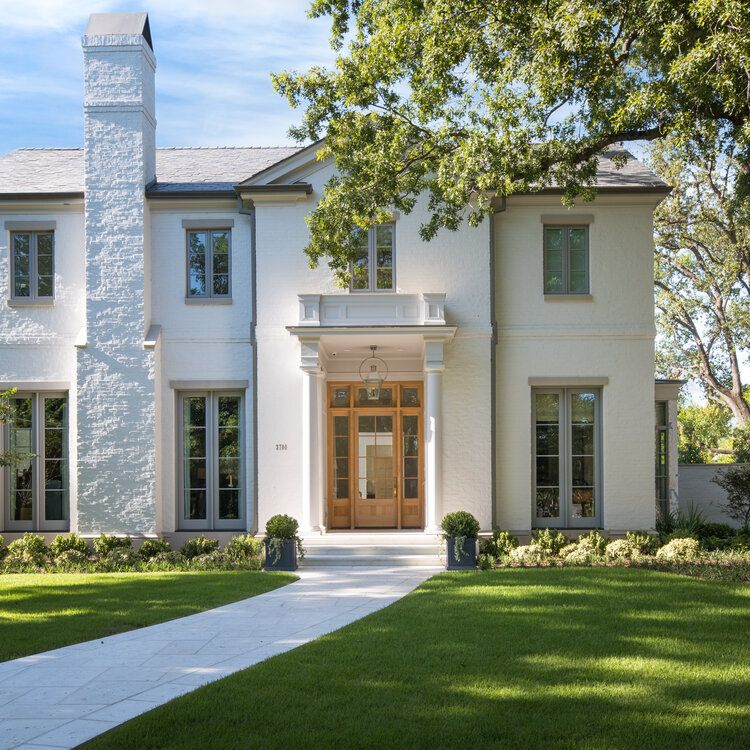 Ddlla Design Maplewood Front Entry Walk Jpg In 2020 Luxury