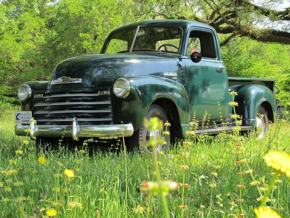1950 Original Chevy Truck Chevy Trucks Vintage Trucks Old Chevy Pickups