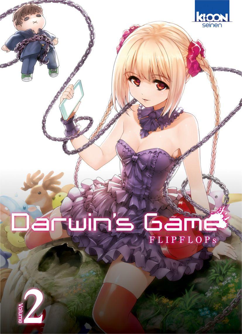 Darwin's game 2 FLIPFLOPs Otaku anime, Anime, Manga
