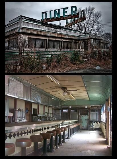 Account Suspended #abandonedplaces