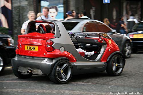 Smart Crossblade Smart Crossblade Smart Car Benz Smart