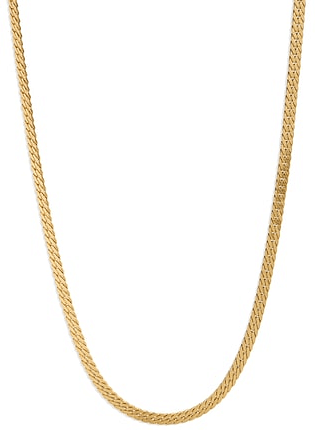 Women S Madewell Simple Chain Necklace Necklace Jewelry Simple Chain Necklace Vintage Gold Necklace Diamond Pendant Necklace