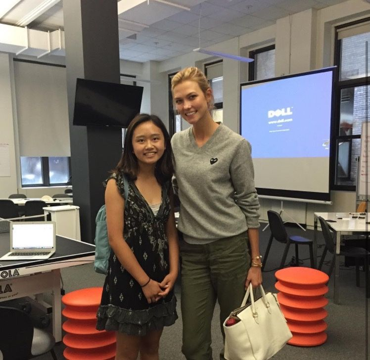 tiffitulle: first day of coding at flatiron school and met