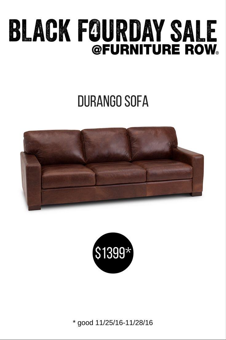 Durango Sofa Sofa Rowe Furniture Durango