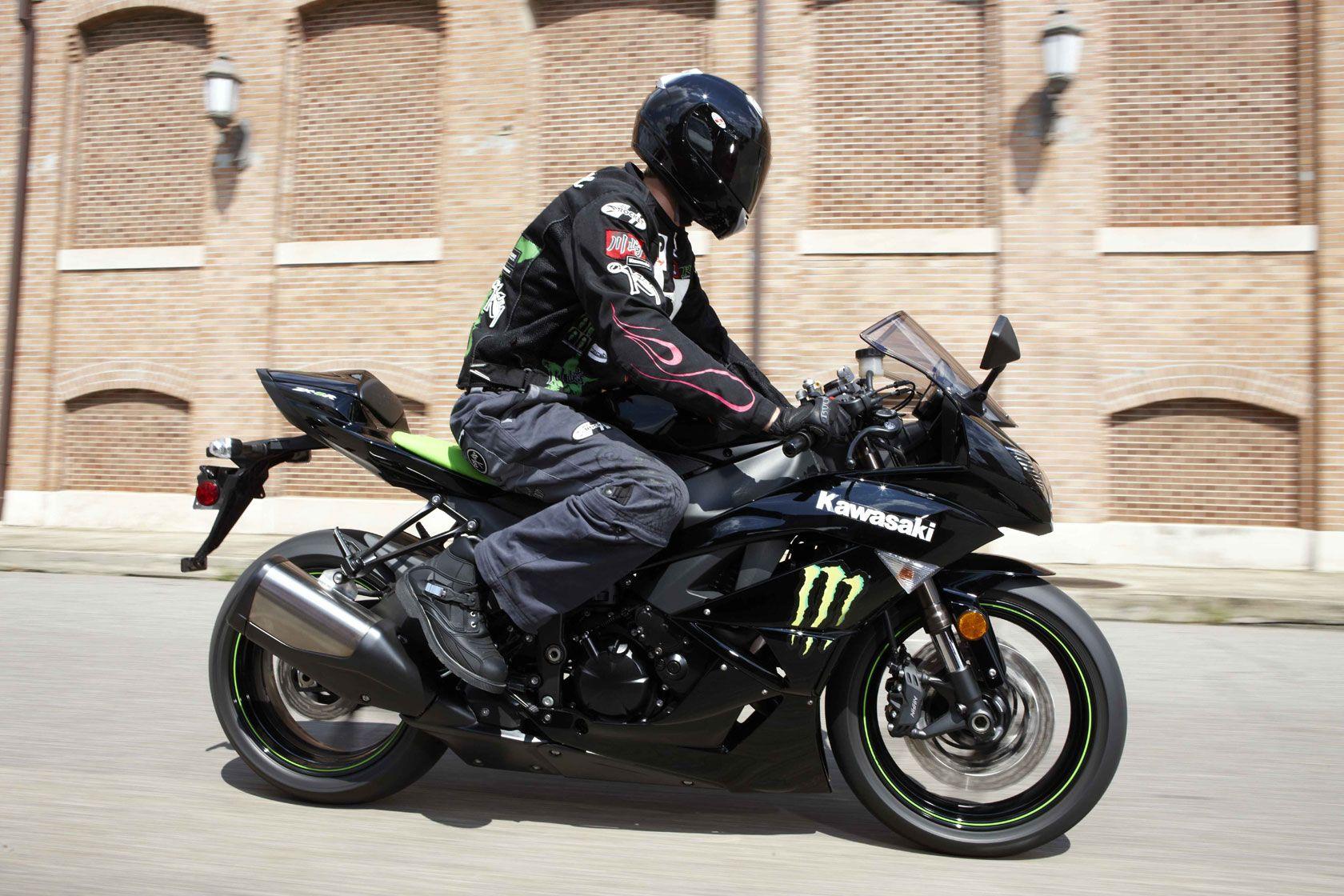 Explore Monster Energy, Kawasaki Ninja, And More!