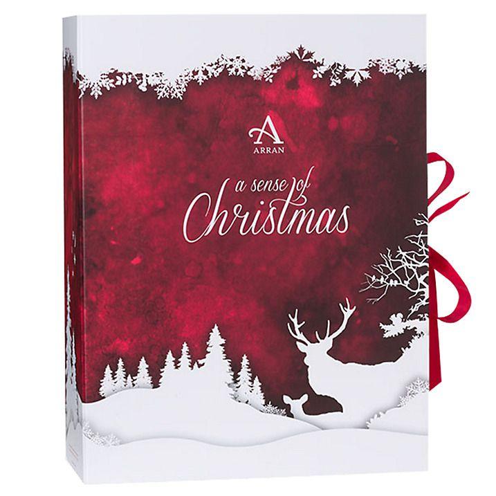 Arran Aromatics Advent Calendar Advent Calendar Gifts