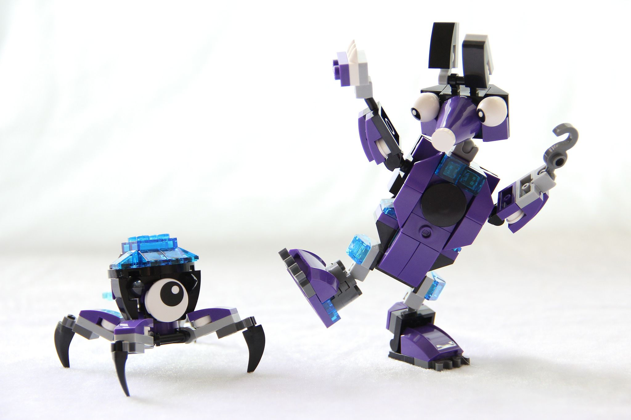 lego mixels max instructions