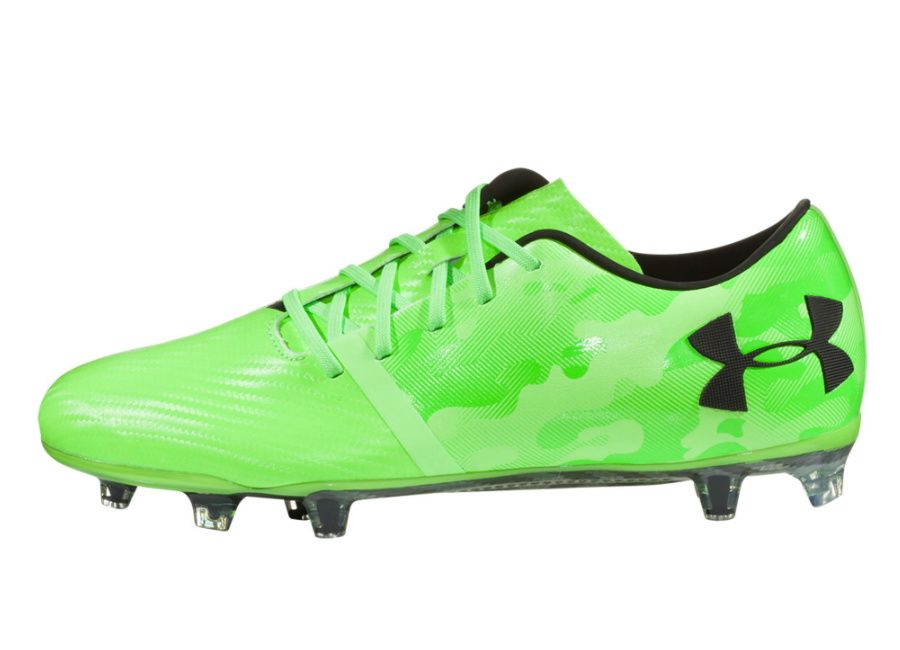 e6d70feb6845 Under Armour Spotlight FG - Lime Light / Black #footballboots #soccerboots # UnderArmour