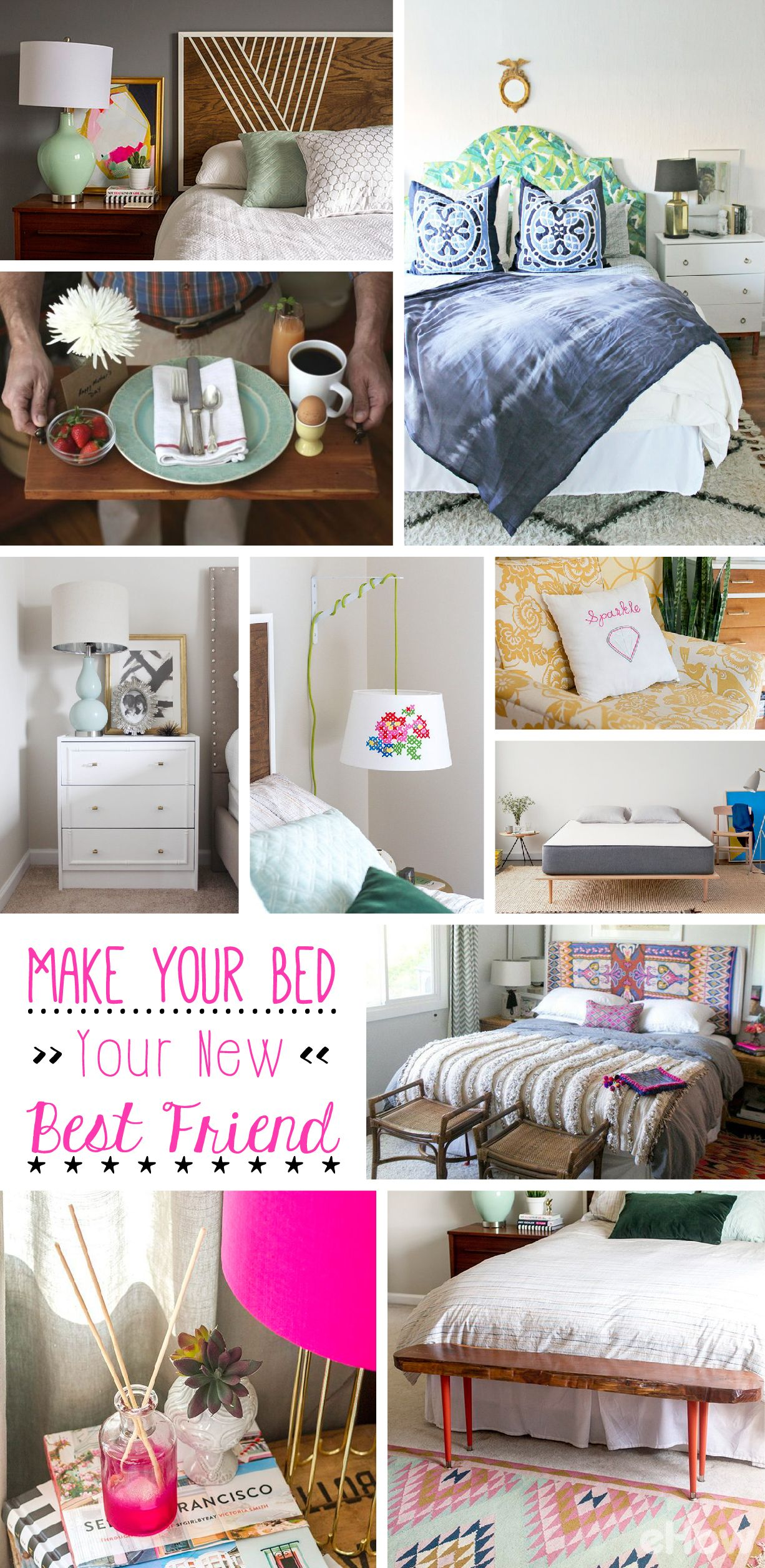 Wedding night bedroom decoration ideas   Ways to Make Your Bed Your New Best Friend  Moroccan wedding
