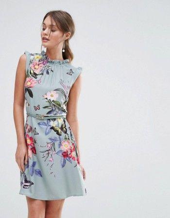 Kwieciste Sukienki 2017 Sukienki W Kwiaty Wiosna W Twojej Szafie