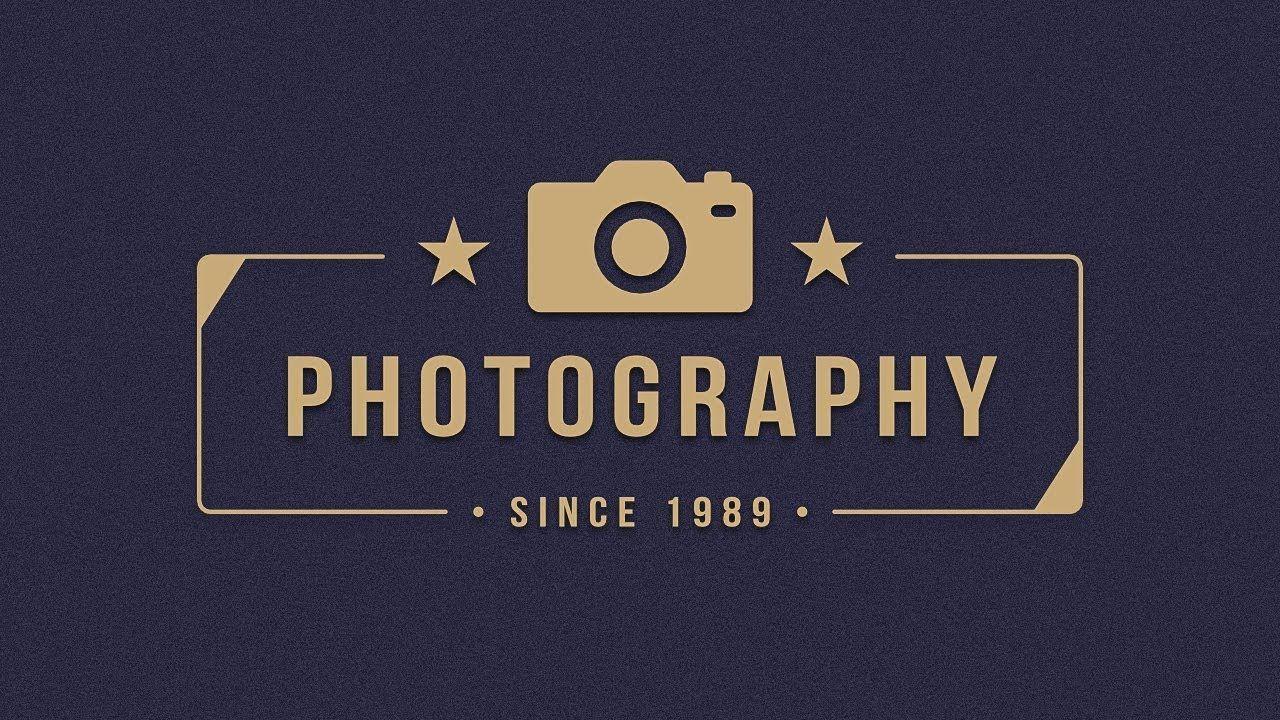 Watermark Logo for Photographers Affinity Designer