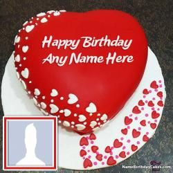 Excellent Download Romantic Birthday Cake With Name Images With Images Funny Birthday Cards Online Benoljebrpdamsfinfo