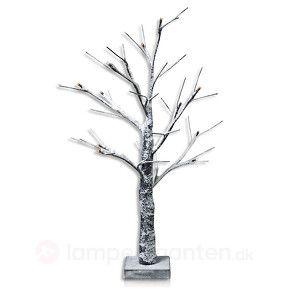 Slank dekorationstræ